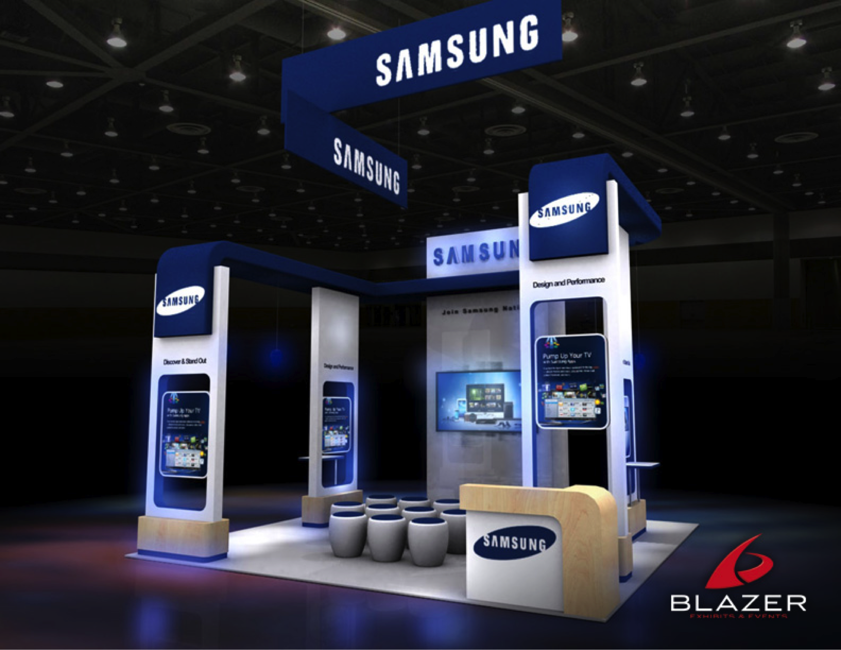 Trade Show Displays – Choose The Right One To Attract Visitors