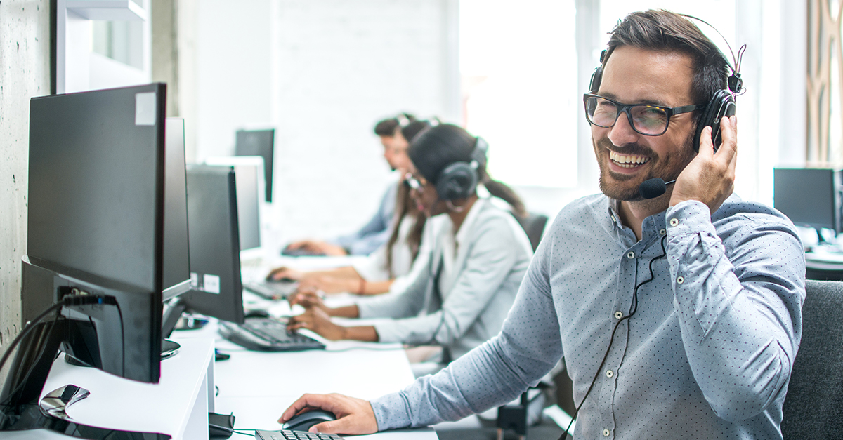 Customer Service – Is a Customer Service Representative Involved in Or Ignoring Bad Experiences?